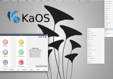 KaOS 2020.09 phát hành: Bản phân phối Linux KDE độc lập và tinh gọn