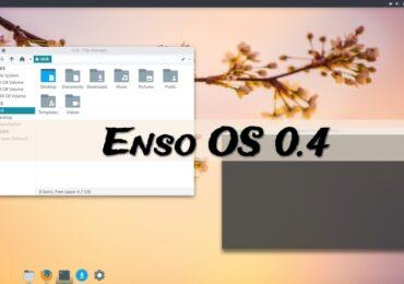 Enso 0.4 ra mắt: Dựa trên Xubuntu và bổ sung ghi chú mới