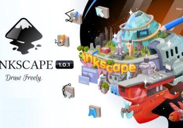 Inkscape 1.0.1 phát hành phiên bản cho Linux, Windows