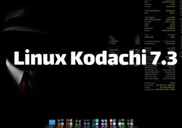 Linux Kodachi 7.3 phát hành với Kernel 5.8 và uBlock Origin