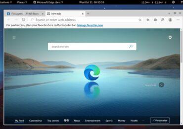 Microsoft Edge ra mắt trên Linux: Hướng dẫn cài đặt chi tiết