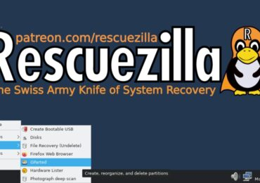 Rescuezilla 2.0 phát hành: Tổng hợp tính năng mới nhất
