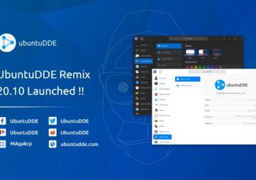 UbuntuDDE Remix 20.10 sẽ được phát hành với Linux 5.8